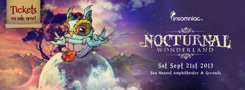 Insomniac Delivers Diverse Lineup for Nocturnal Wonderland