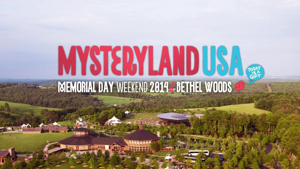 TomorrowLand creators to bring MYSTERYLAND FESTIVAL to New York in 2014
