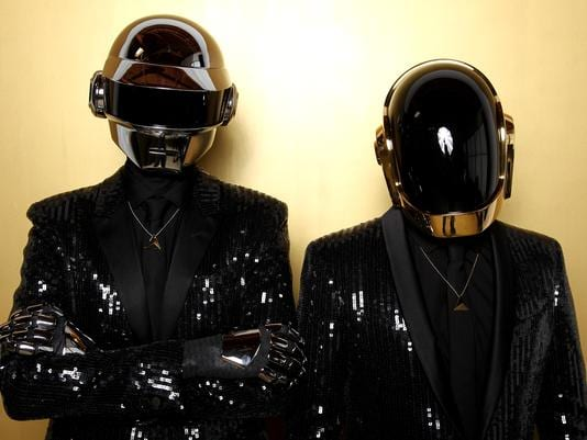 """Colbert Report"" gets stood up by Daft Punk"