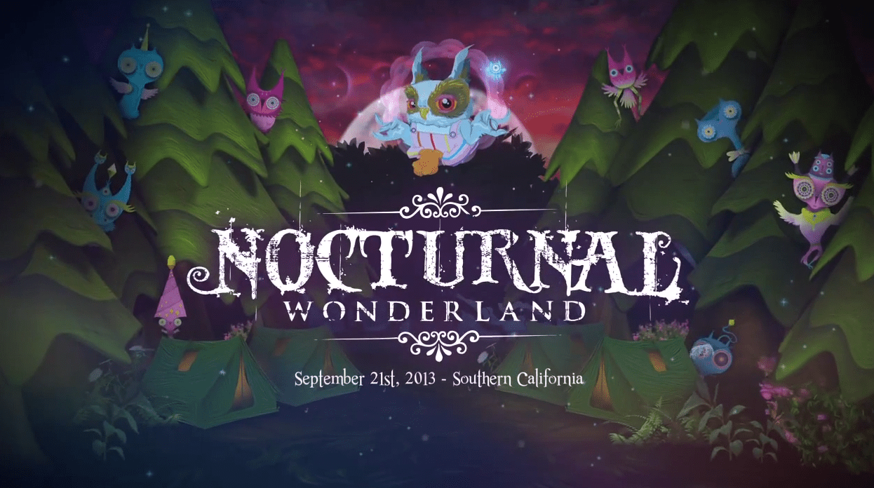 Insomniac Events releases Nocturnal Wonderland 2013 trailer
