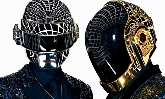 "Daft Punk to appear on ""The Colbert Report"""