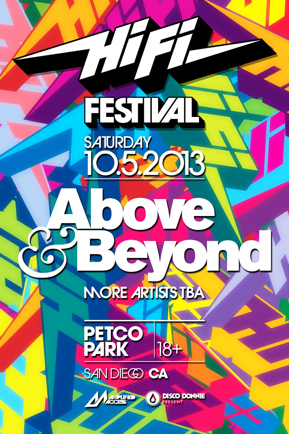 Win tickets to HI-FI festival featuring Above & Beyond!