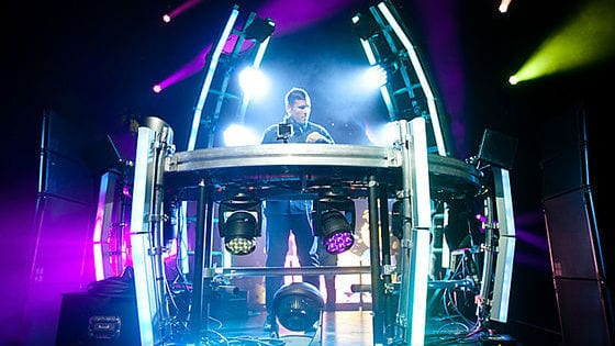 "Kaskade's Atmosphere Tour: ""The Greatest EDM Arena Show Ever"""