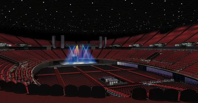 KTLA gives first look at newly renovated Forum venue in Los Angeles