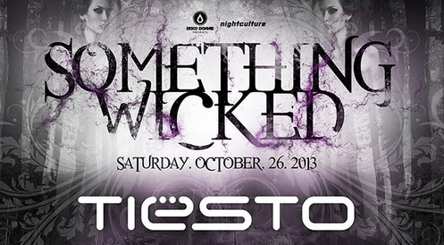TICKET GIVEAWAY: Something Wicked Festival – Houston, Texas