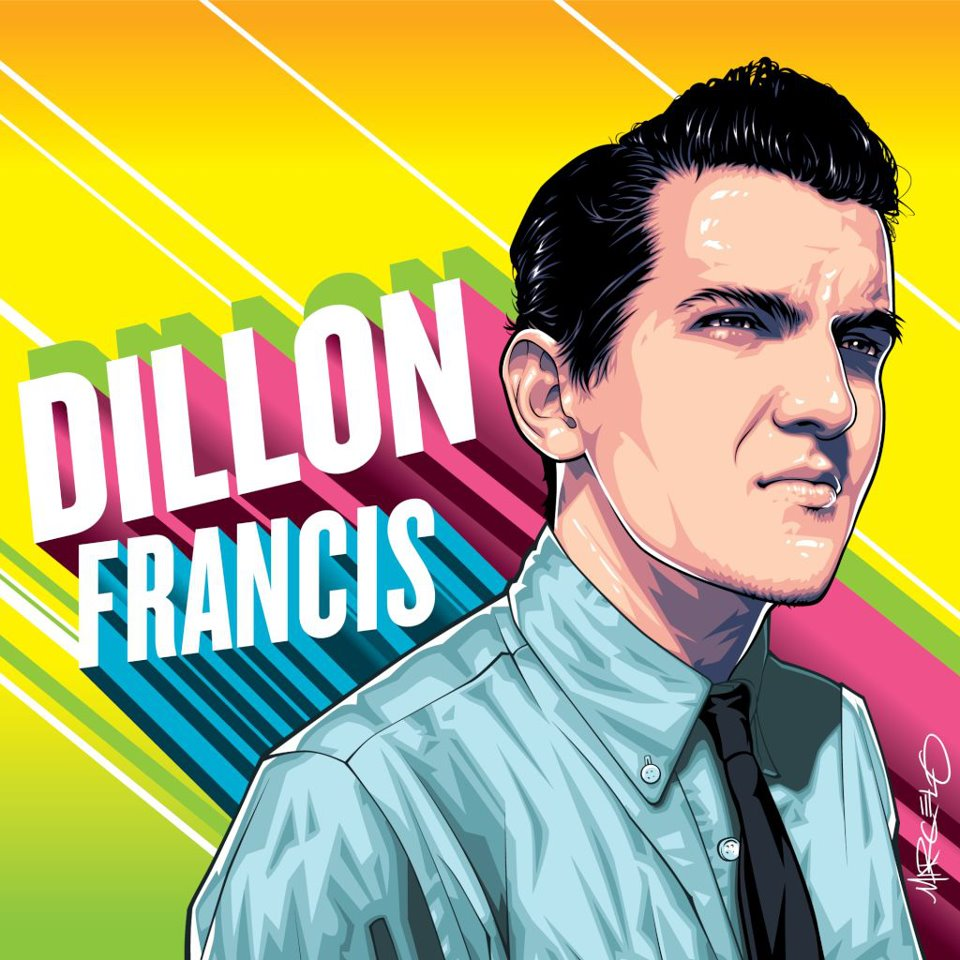 12 Instagram videos from Dillon Francis you might enjoy.