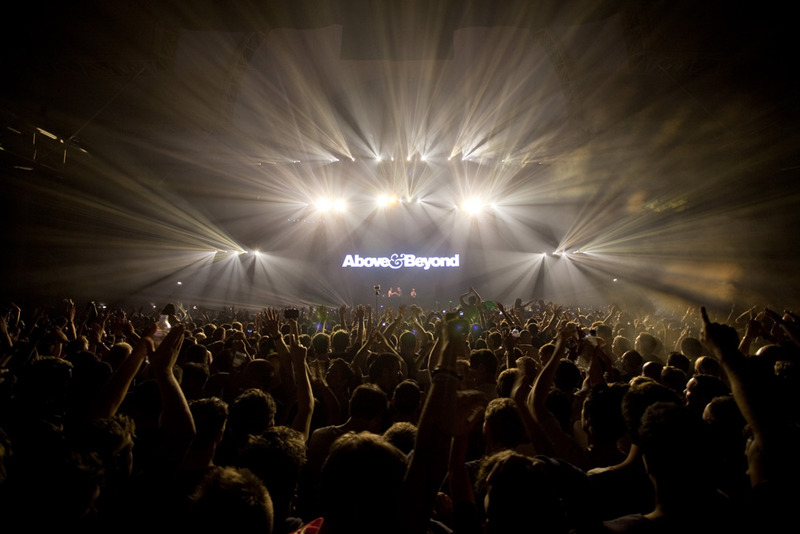 Above & Beyond Debut Five New Productions at 10,000 Capacity Sell-Out London Show