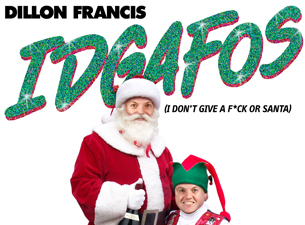 WIN TICKETS: Dillon Francis at Fonda Theatre on 12/29