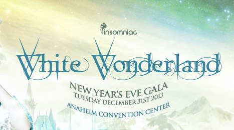 "Insomniac Premieres ""White Wonderland"" New Years Eve Trailer"
