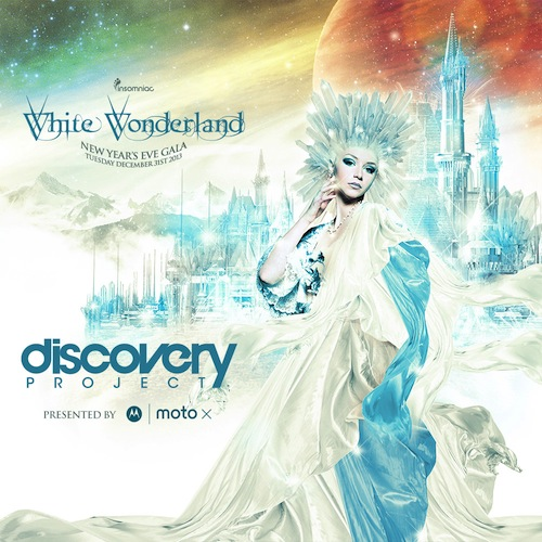 Meet White Wonderland Discovery Project Winners: BLAUS
