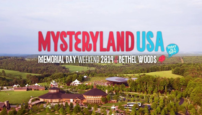 BREAKING: ID&T Festival Mysteryland Announces Ticket Plans And Video Trailer