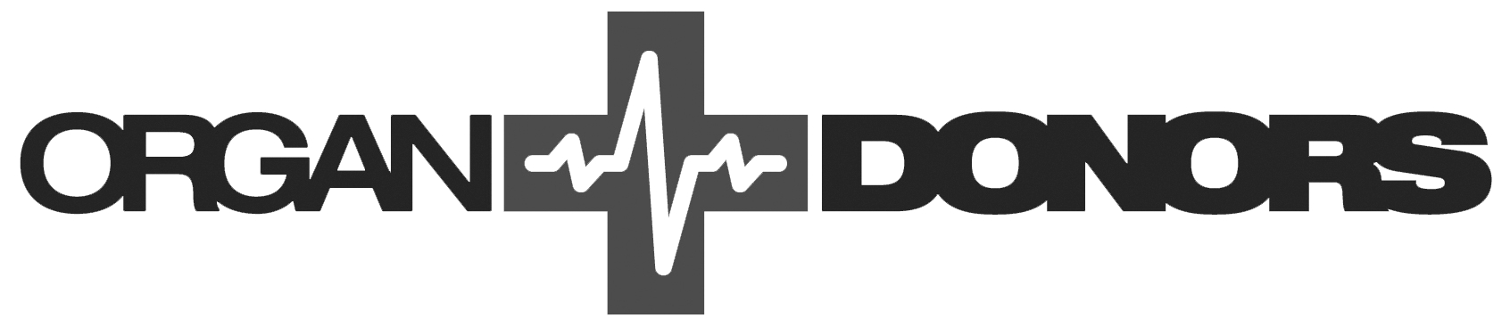 organ_donors logo_grayscale
