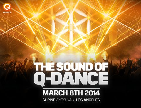 Q-Dance Announces The Sound of Q-Dance with Brennan Heart, Frontliner, and more.