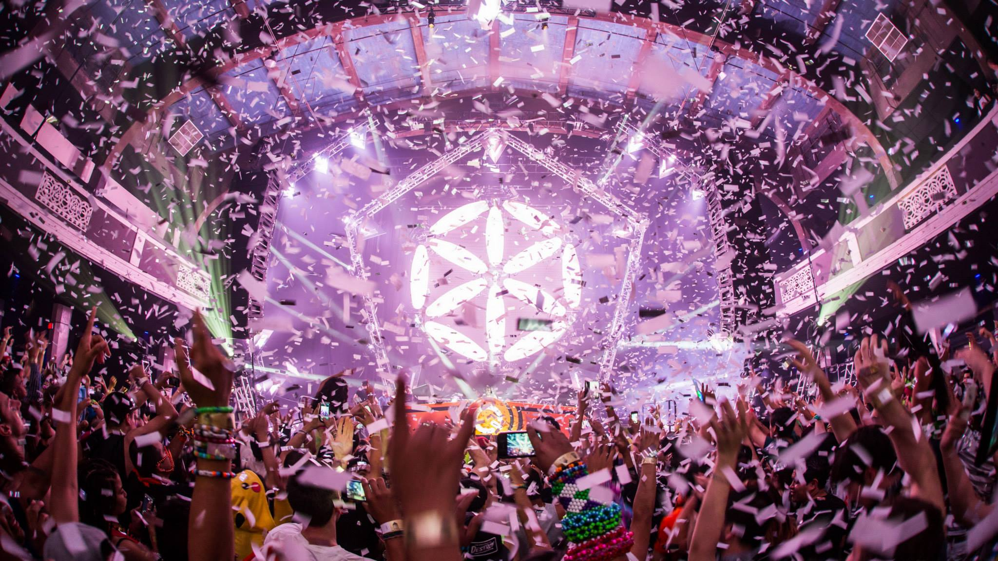 Q-Dance Returns, Delivers Unforgettable Experience