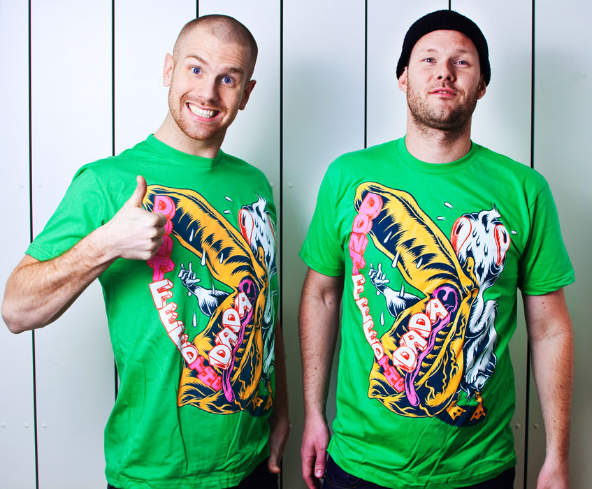 Stefan from Dada Life To Undergo Immediate Surgery