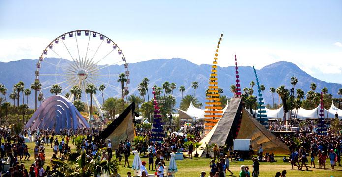 Coachella Weekend 1 – Day 1 Livestream Schedule