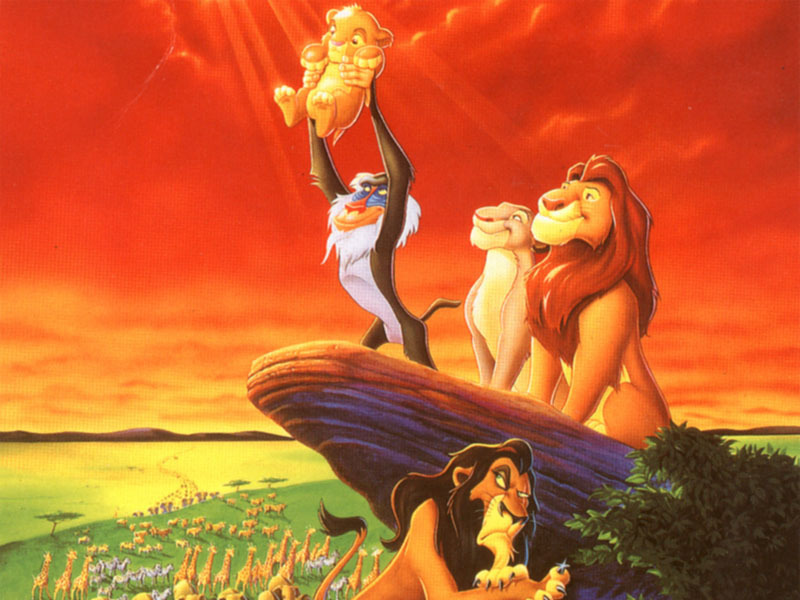 EDM Remix Of 'The Lion King's' 'Circle Of Life'