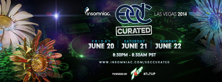 Insomniac to Host Special Online Experience During Electric Daisy Carnival, Las Vegas 2014