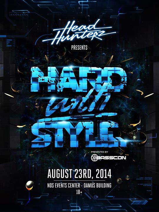 HARD with STYLE Makes SoCal Debut at NOS Events Center
