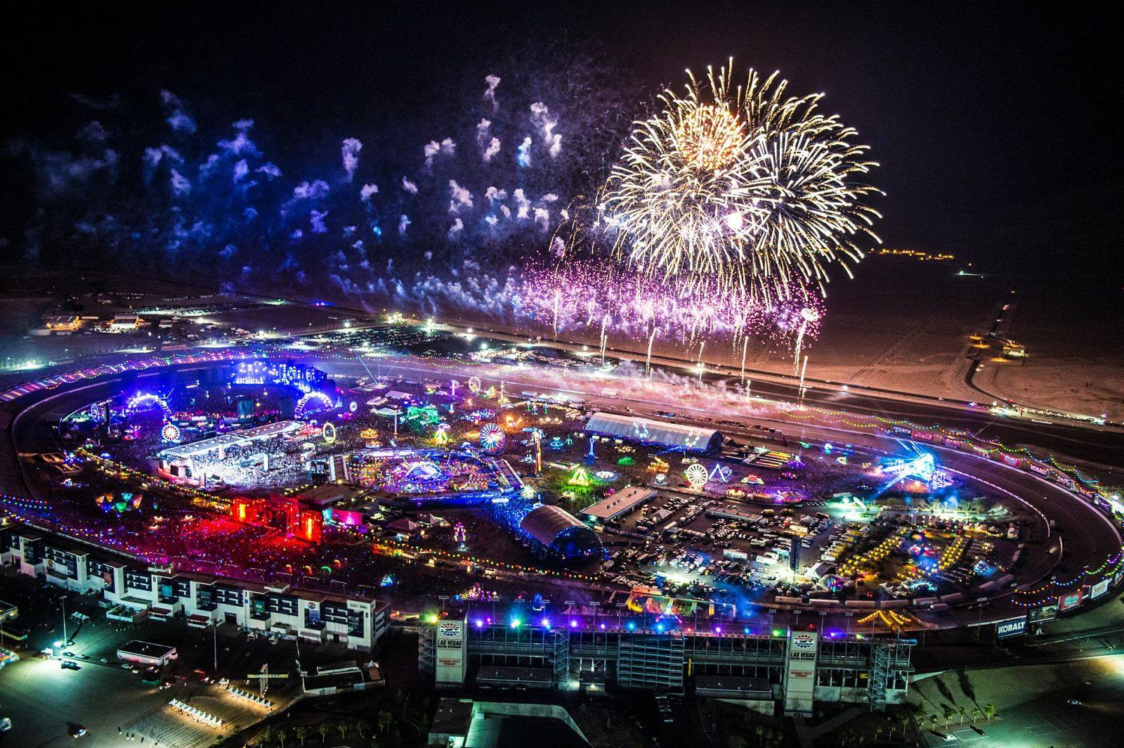 Electric Daisy Carnival 2014 The 18th annual Electric Daisy