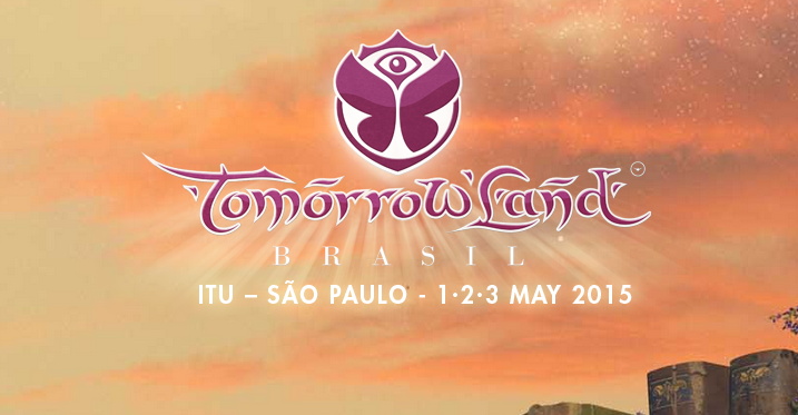 BREAKING: Tomorrowland Heads To Brazil May 1-3, 2015