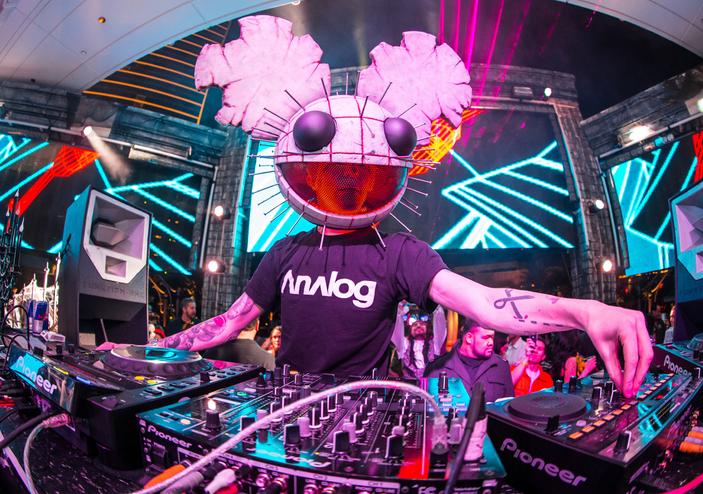 Listen To Last Night's Entire Deadmau5 Set Live from XS Las Vegas