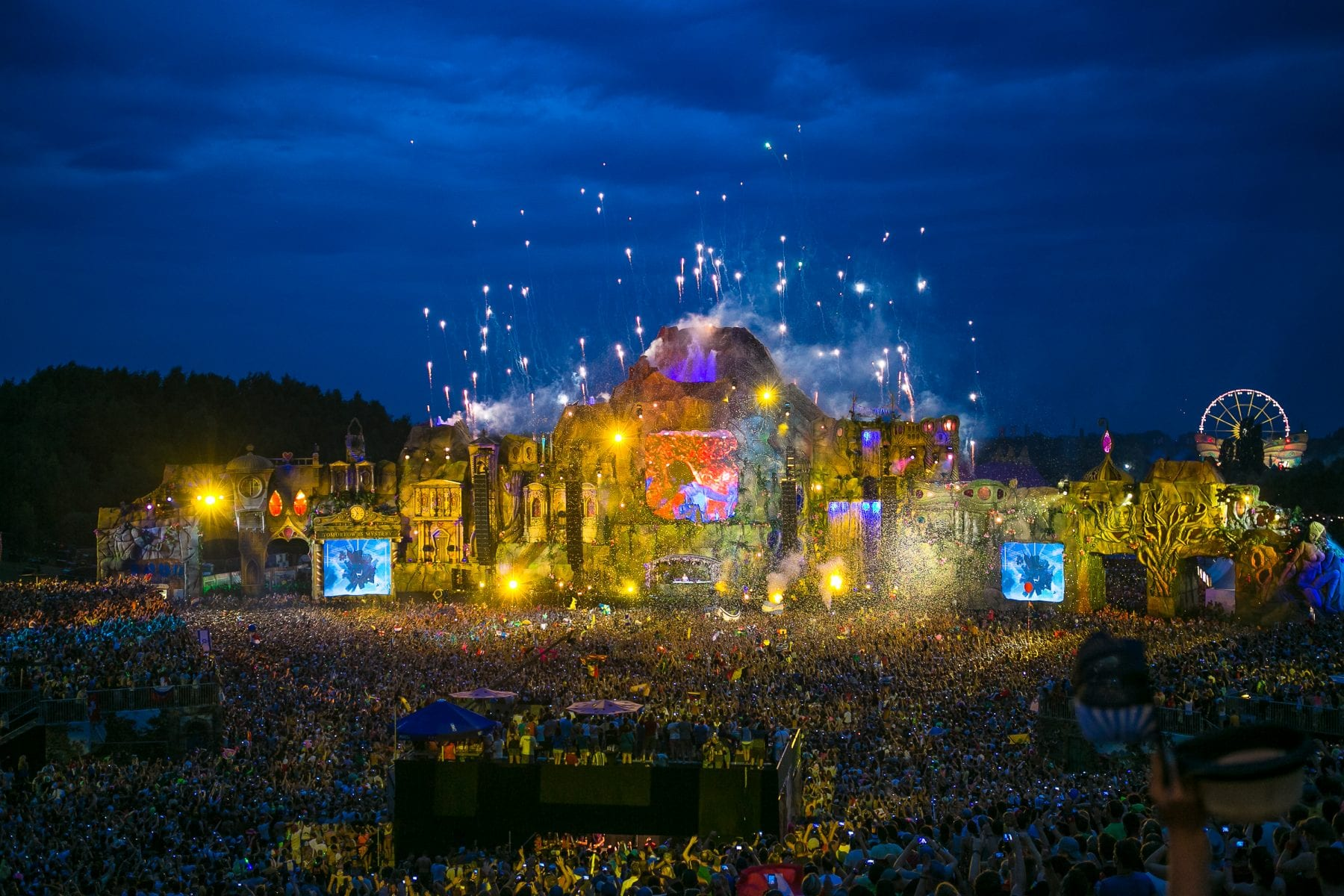 TomorrowWorld Fun Facts