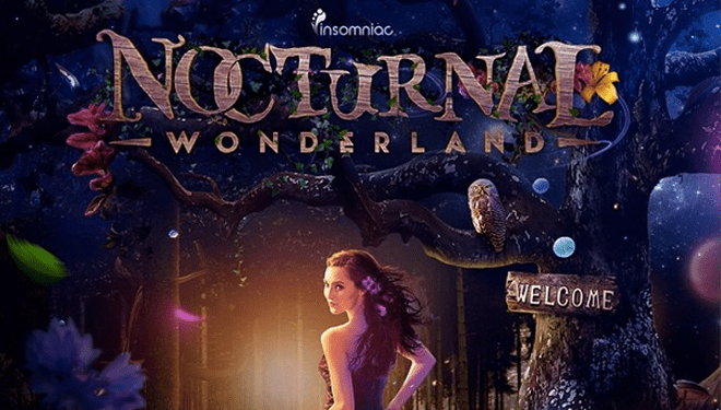 Dance Music Legends at This Year's Nocturnal Wonderland