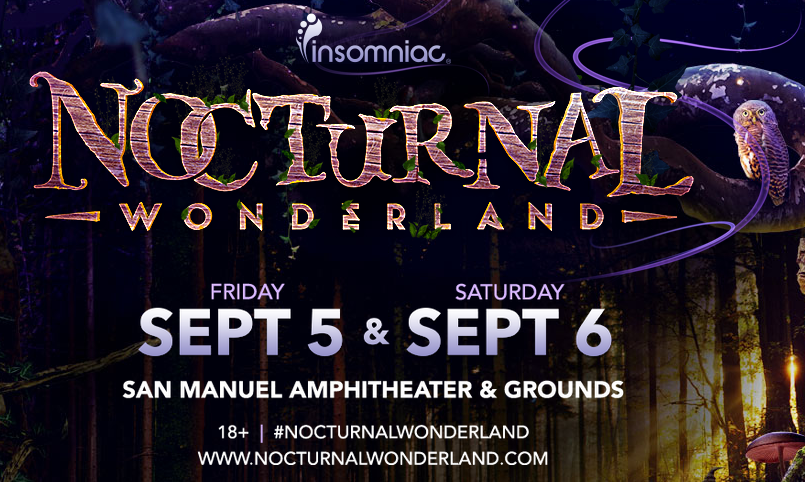 Insomniac Releases Nocturnal Wonderland Trailer