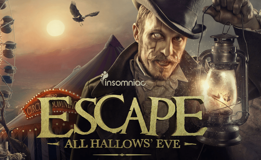 Insomniac Drops Bombshell Escape All Hallows' Eve Lineup