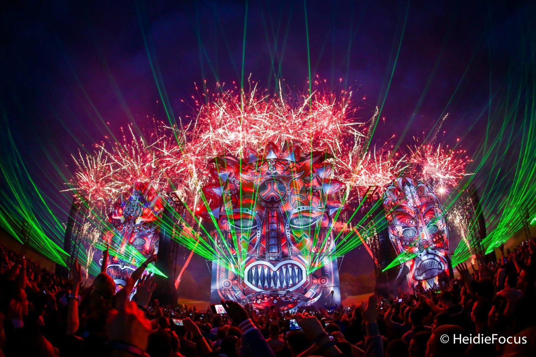 Defqon.1 Coming to America