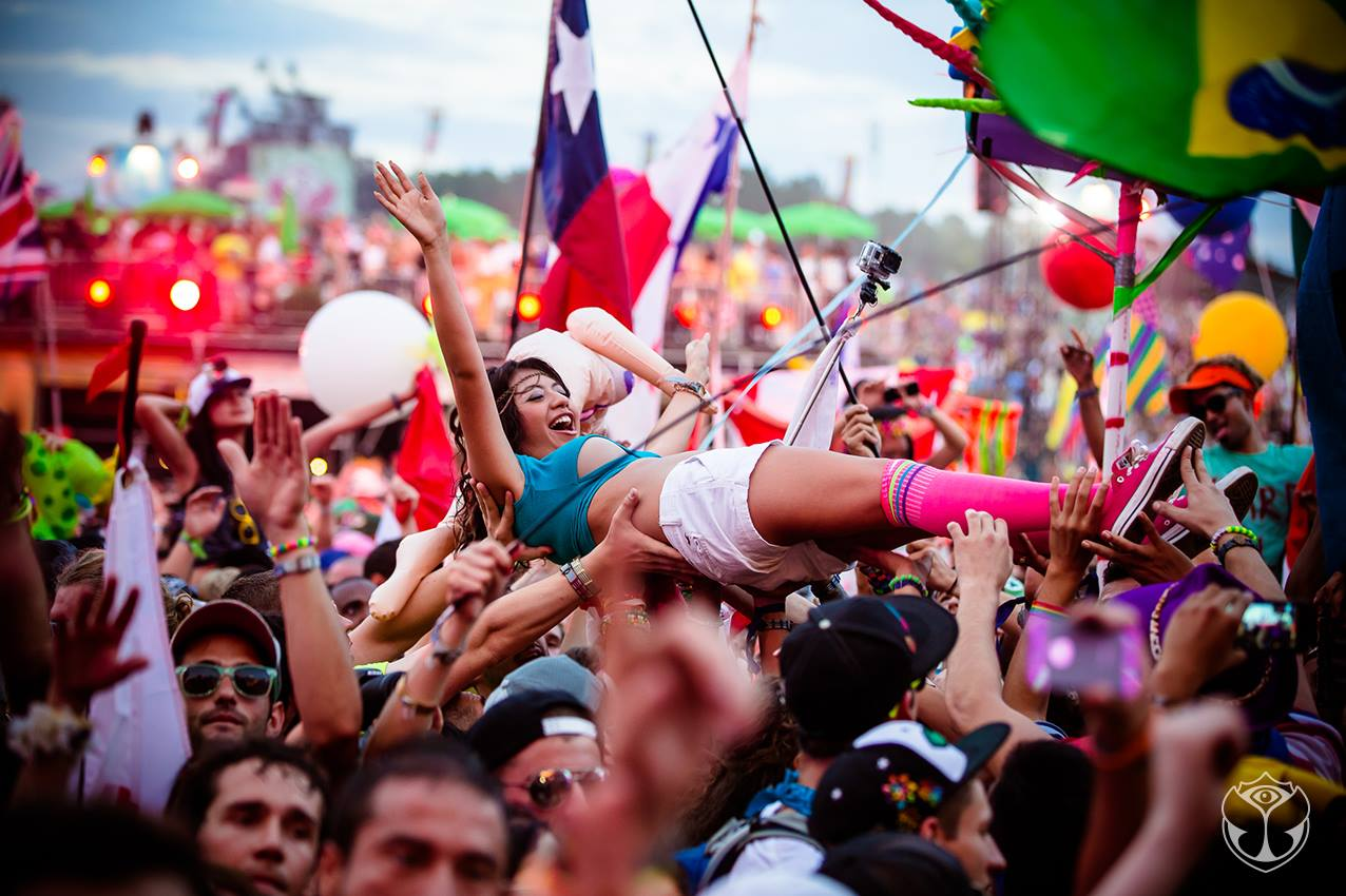 Watch The Madness: TomorrowWorld Will Be Live Streamed
