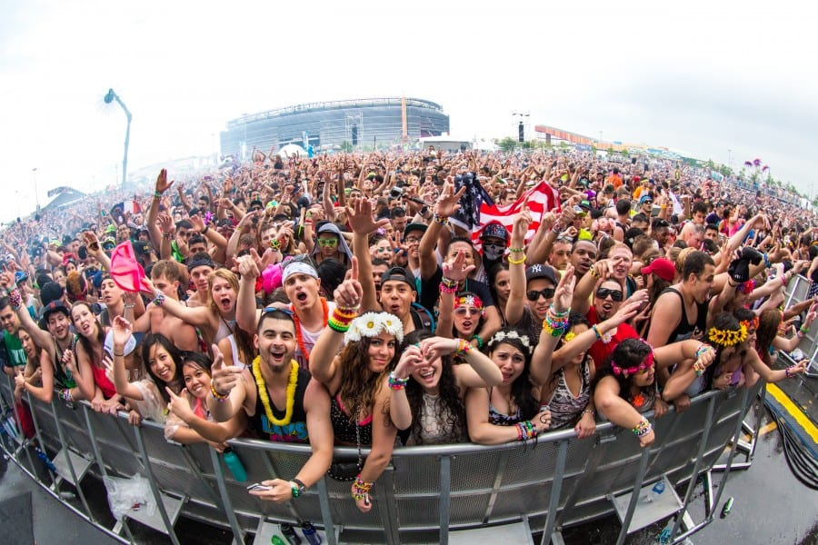 Insomniac Events Donates From EDC New York