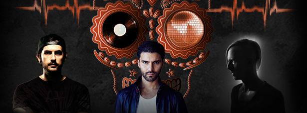 Tickets to R3Hab, Borgore and Richie Hawtin at LiFE Las Vegas!