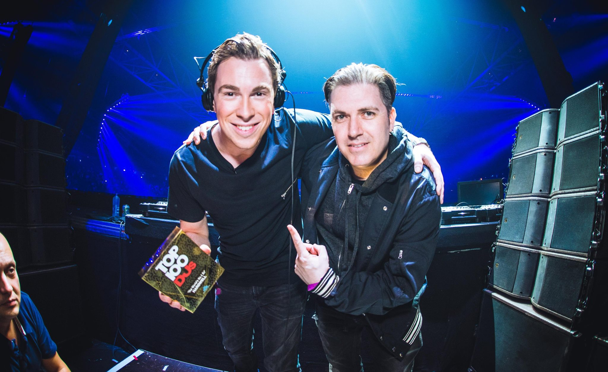 "Hardwell's ""I AM HARDWELL"" Tour Stops in LA"