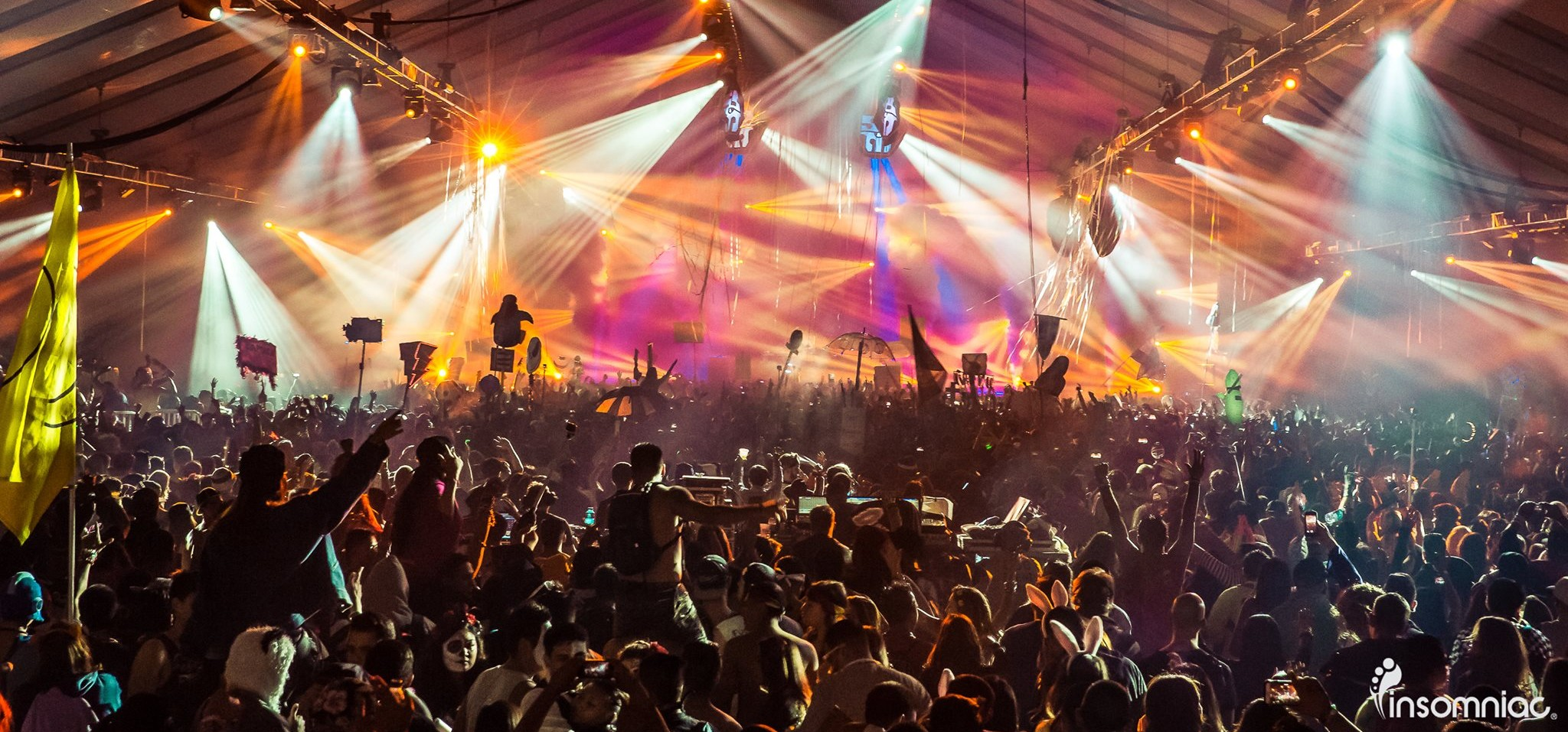 Are You Ready to Ring In The New Year at Insomniac Countdown NYE?