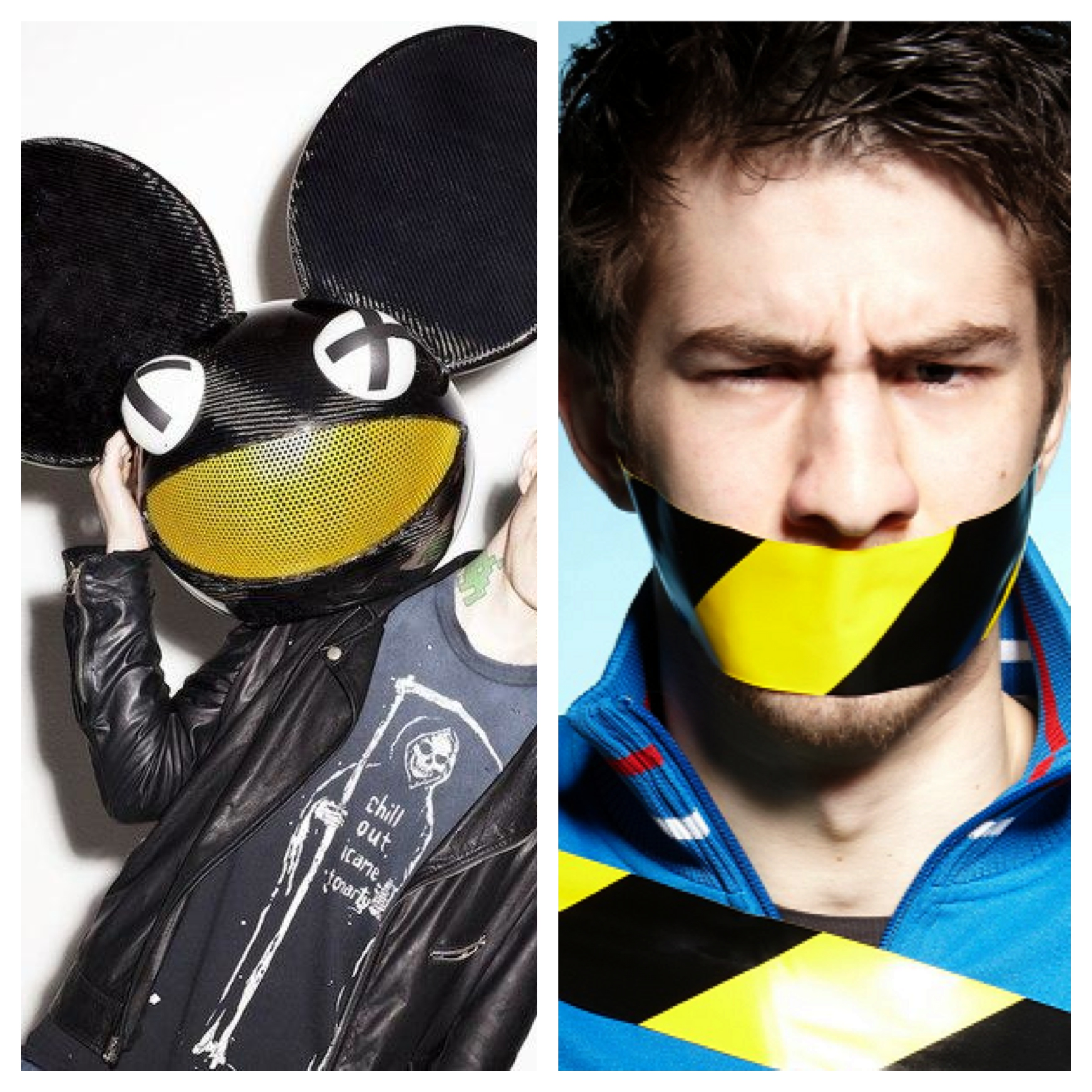 Deadmau5, Mat Zo And More Nominated For Grammys