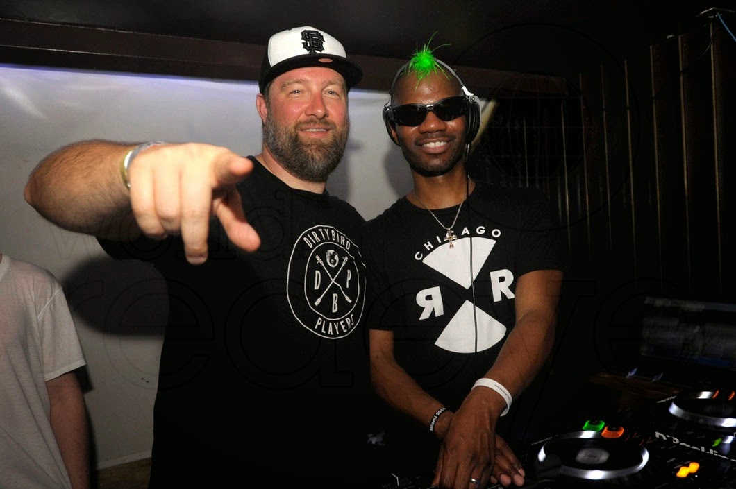 GREEN VELVET & CLAUDE VONSTROKE AT EXCHANGE 12/27