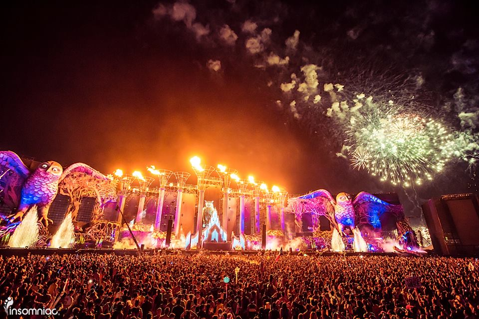 Insomniac Unveils Big Plans For VIP Experience At EDC Las Vegas 2015