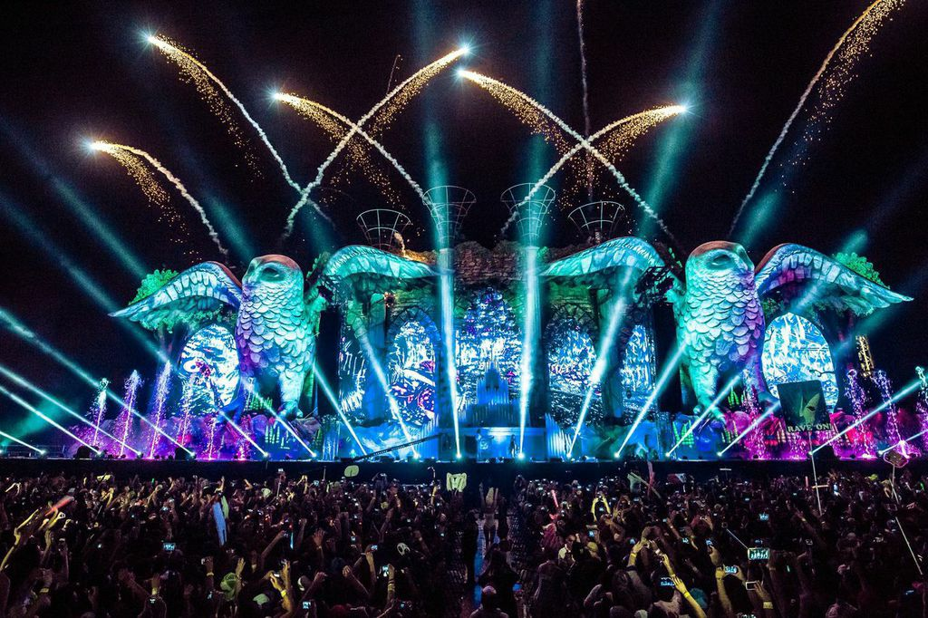 Insomniac Makes History At This Year's EDC Mexico