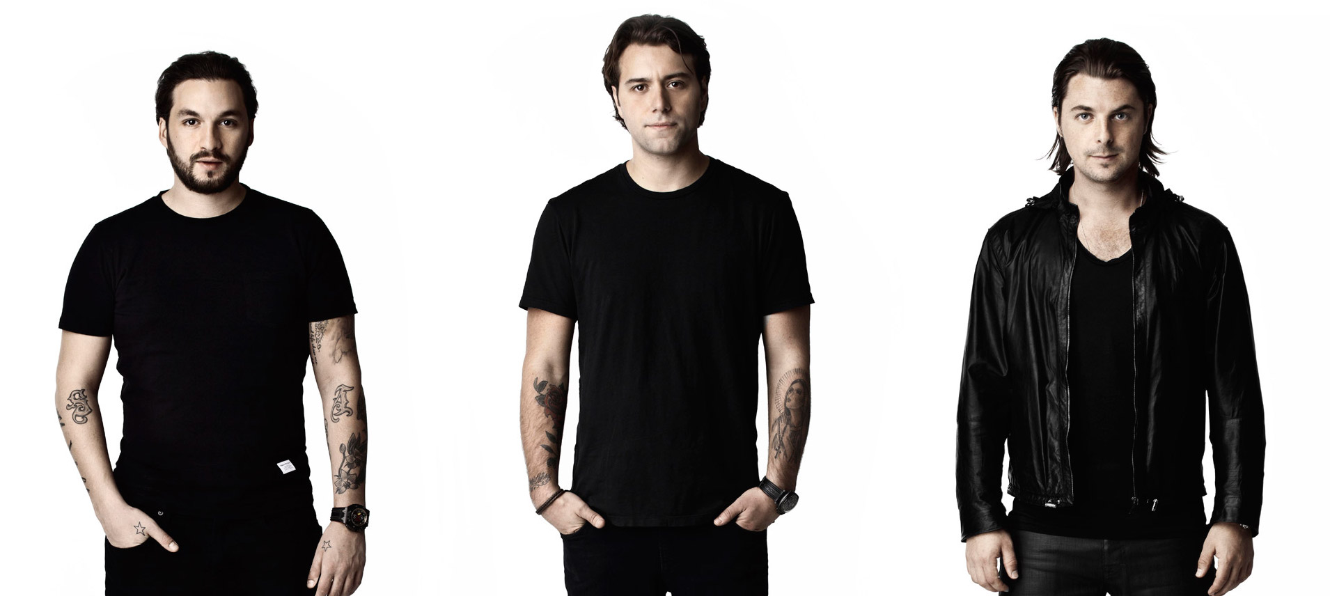 Swedish House Mafia Reunite In Los Angeles, Sort Of
