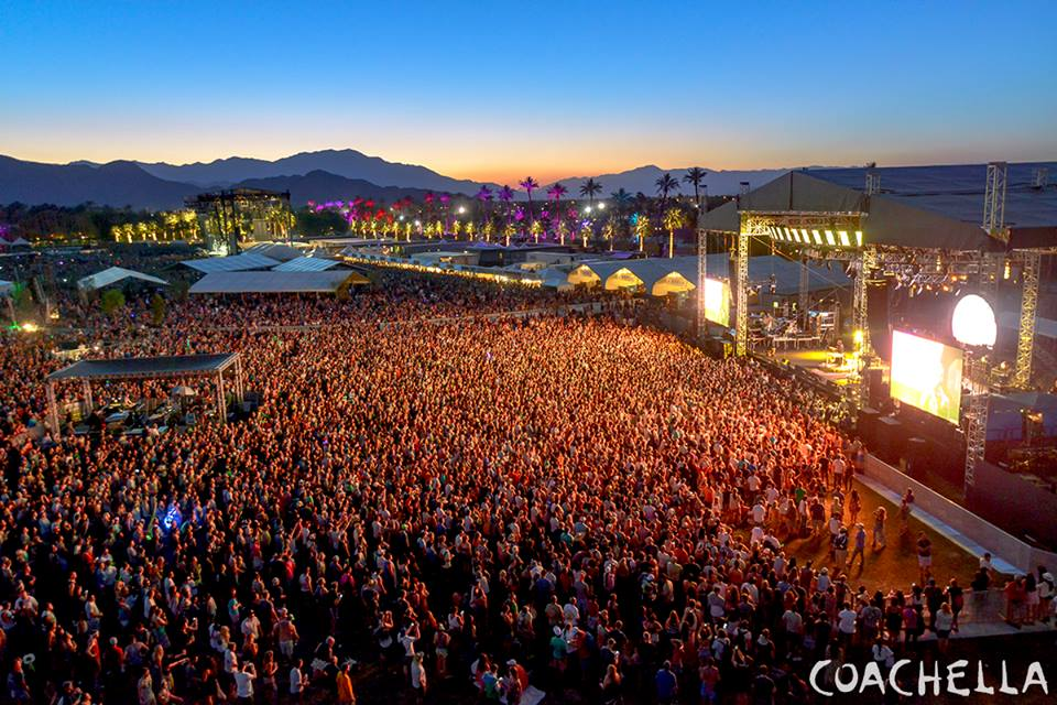 Live Stream Announced For Coachella 2015