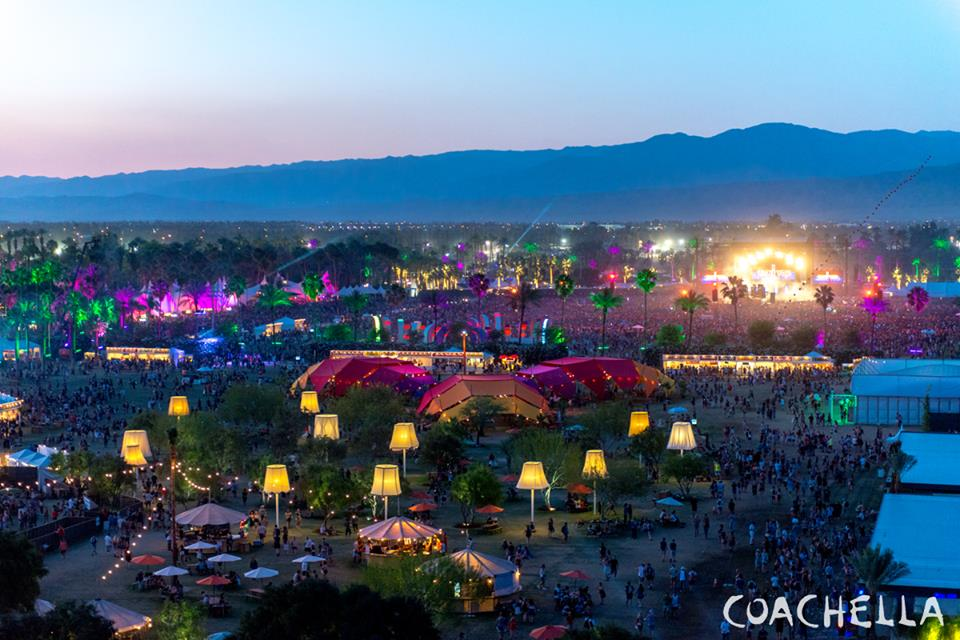 Coachella Weekend 2: The Party Is Just Getting Started