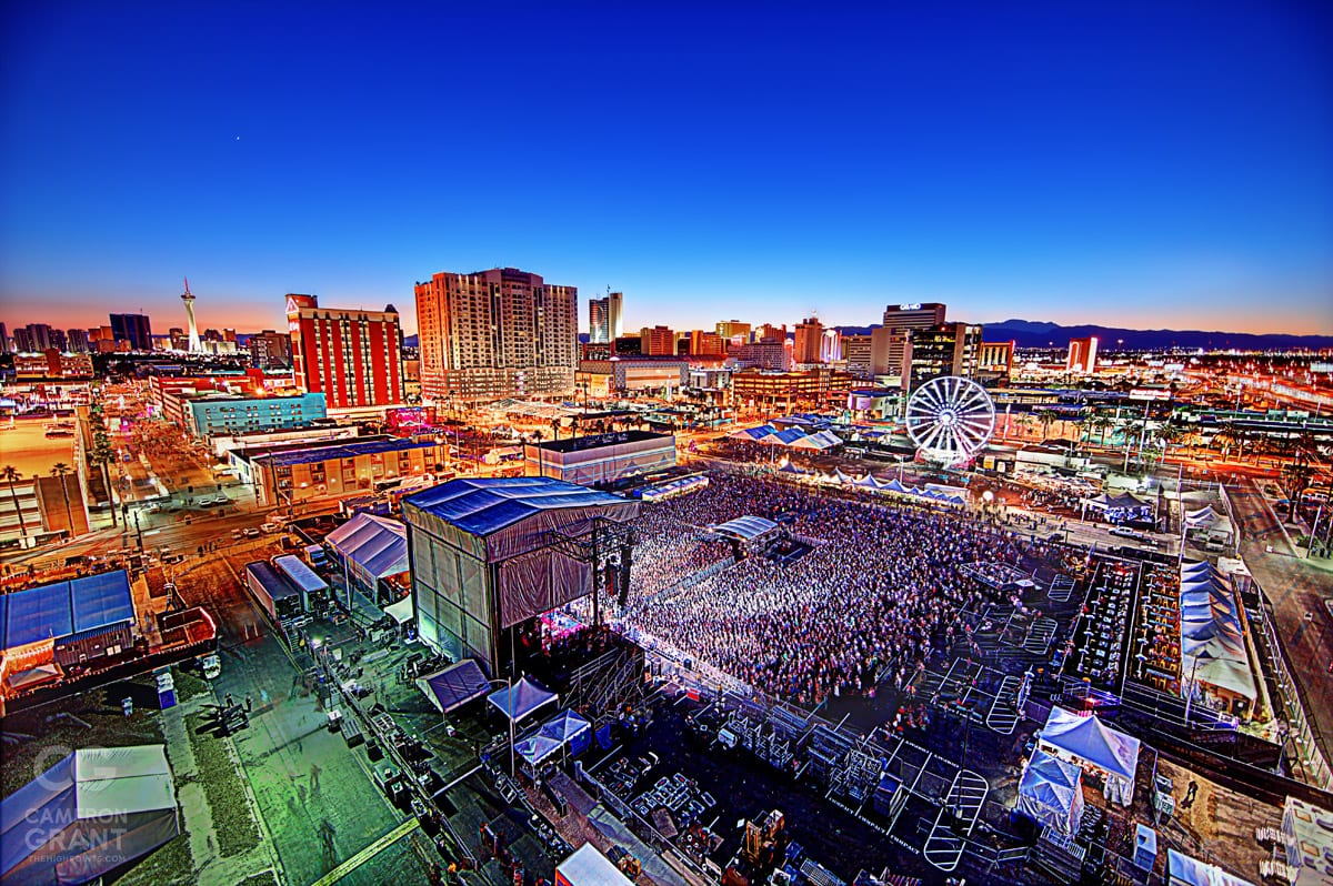 """Insomniac Events To Co-Produce Vegas """"Life Is Beautiful"""" Festival"""