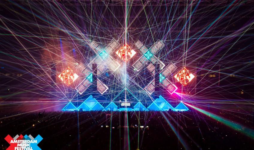 Amsterdam Music Festival Drops Mega Lineup