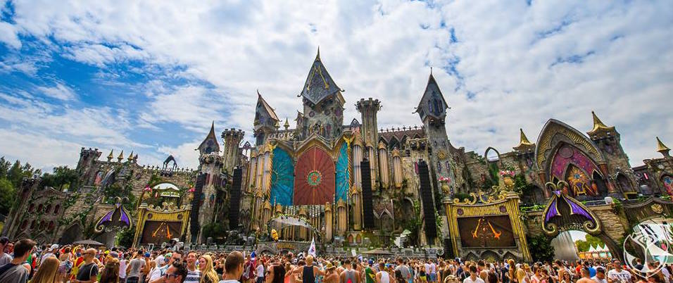 Tomorrowland Introduces New Live Streaming Experience