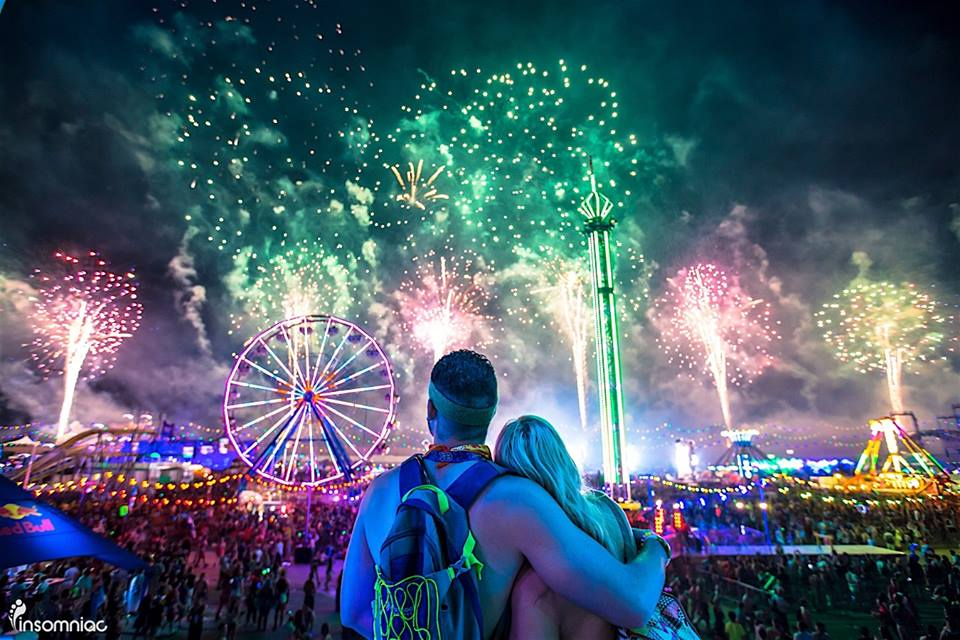 7 Valuable Life Lessons We Can All Learn From EDC Las Vegas