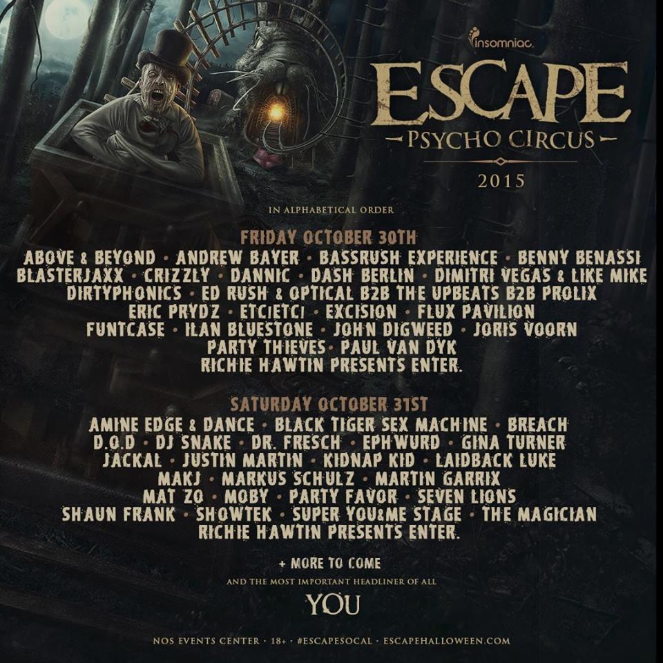 escape-2015-lineup