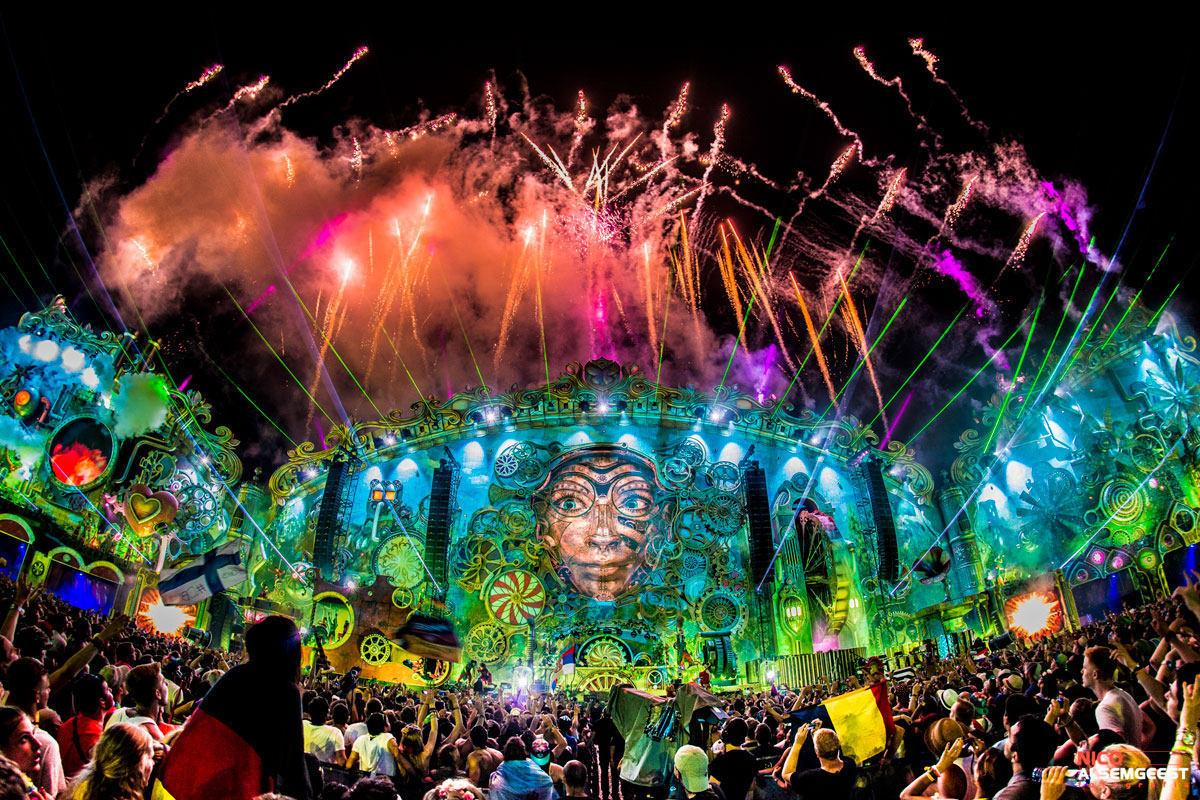 Get ready for TomorrowWorld with this beautiful movie