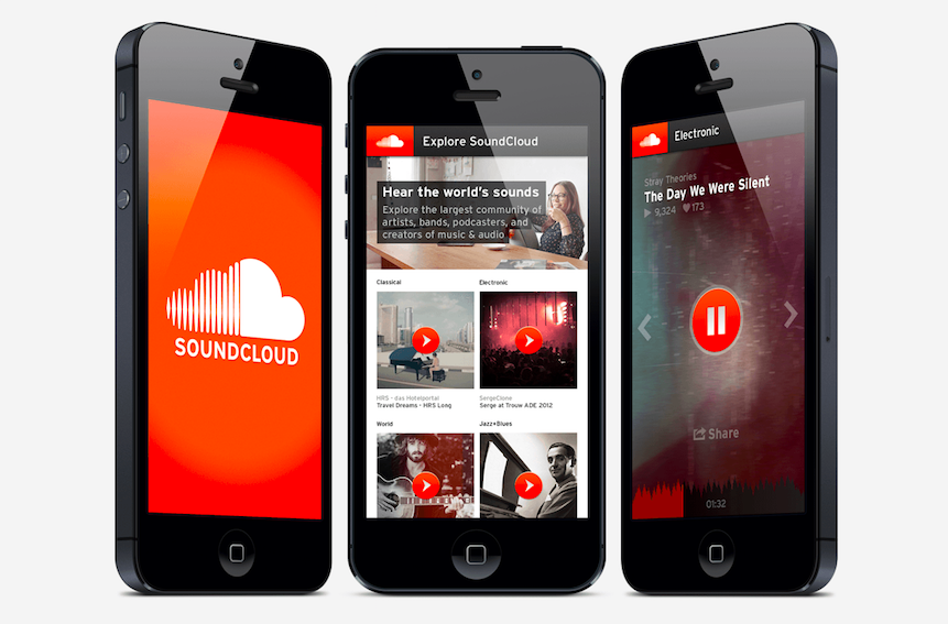 Soundcloud Goes on the Attack